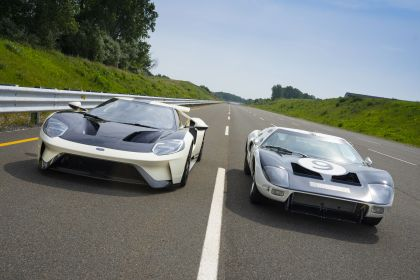 2022 Ford GT 1964 Heritage Edition 16