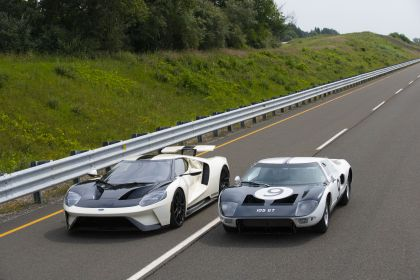 2022 Ford GT 1964 Heritage Edition 17