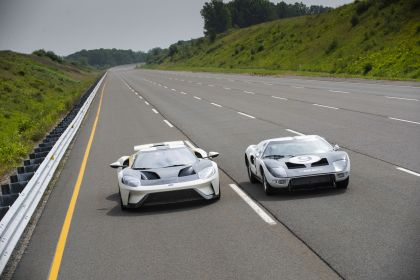 2022 Ford GT 1964 Heritage Edition 22