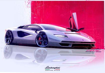2022 Lamborghini Countach LPI 800-4 73