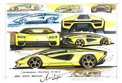 2022 Lamborghini Countach LPI 800-4 76