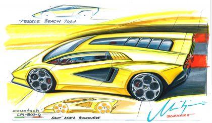 2022 Lamborghini Countach LPI 800-4 77