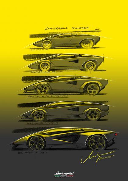 2022 Lamborghini Countach LPI 800-4 79