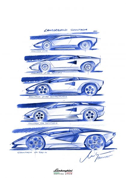 2022 Lamborghini Countach LPI 800-4 85