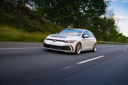 2021 Volkswagen GTI BBS concept 1