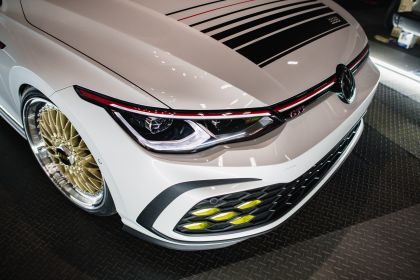 2021 Volkswagen GTI BBS concept 8