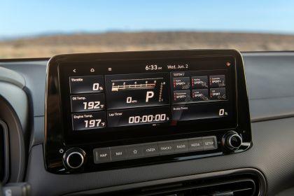2022 Hyundai Kona N - USA version 53