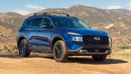 2022 Hyundai Santa Fe XRT - USA version 3