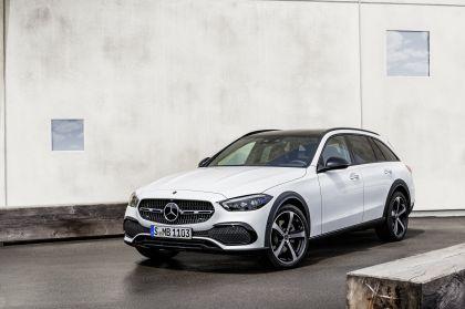 2022 Mercedes-Benz C-Class All-Terrain 4