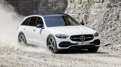 2022 Mercedes-Benz C-Class All-Terrain 6
