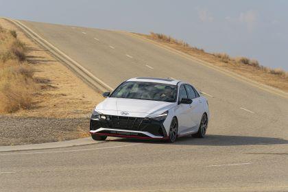2022 Hyundai Elantra N - USA version 1
