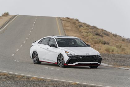 2022 Hyundai Elantra N - USA version 4