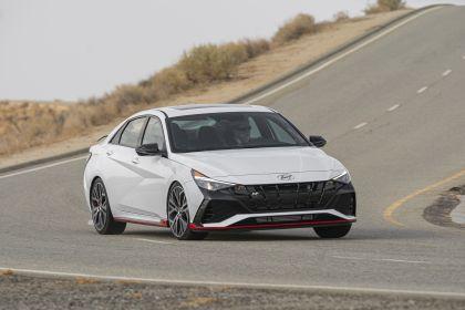2022 Hyundai Elantra N - USA version 13