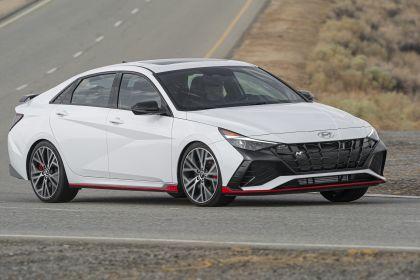2022 Hyundai Elantra N - USA version 14