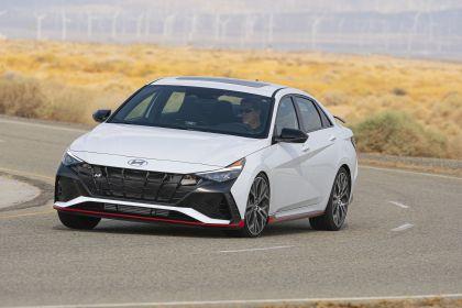 2022 Hyundai Elantra N - USA version 16