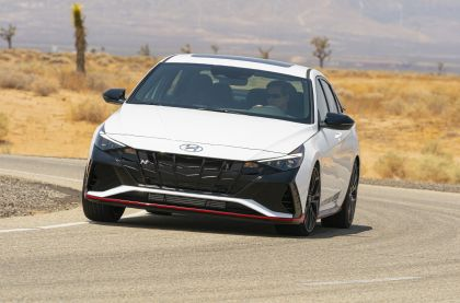 2022 Hyundai Elantra N - USA version 19