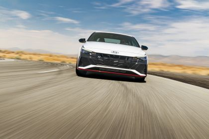 2022 Hyundai Elantra N - USA version 33