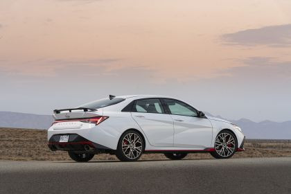 2022 Hyundai Elantra N - USA version 36