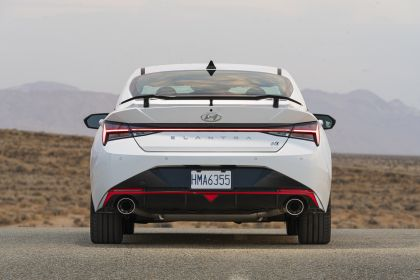 2022 Hyundai Elantra N - USA version 39