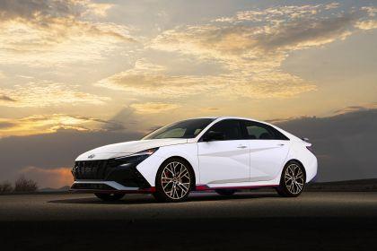 2022 Hyundai Elantra N - USA version 40