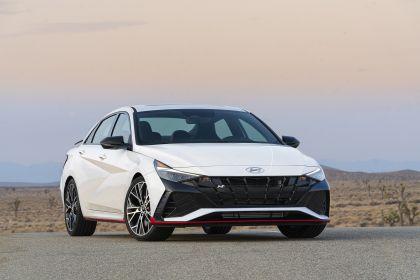 2022 Hyundai Elantra N - USA version 41