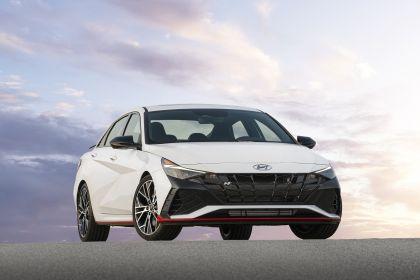2022 Hyundai Elantra N - USA version 43