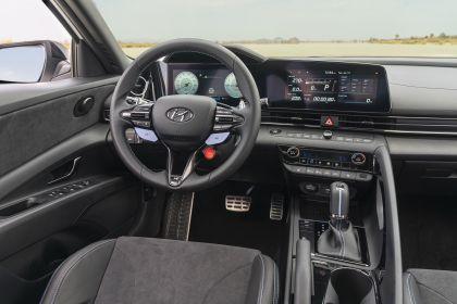 2022 Hyundai Elantra N - USA version 58