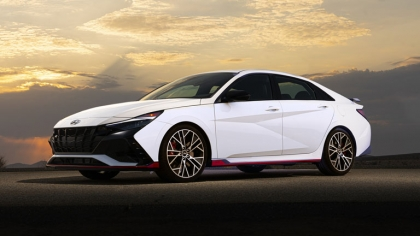2022 Hyundai Elantra N - USA version 6