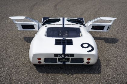1964 Ford GT prototype 4