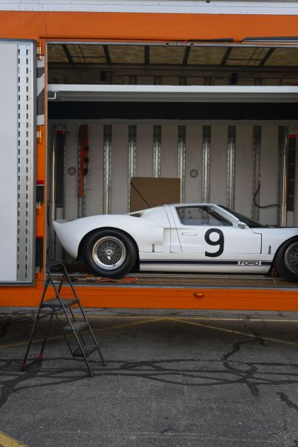 1964 Ford GT prototype 9