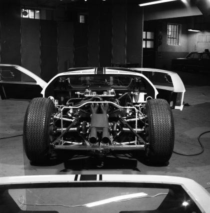 1964 Ford GT prototype 35