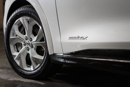 2022 Ford Mustang Mach-E Ice White Appearance Package 8