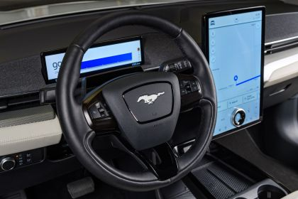 2022 Ford Mustang Mach-E Ice White Appearance Package 15