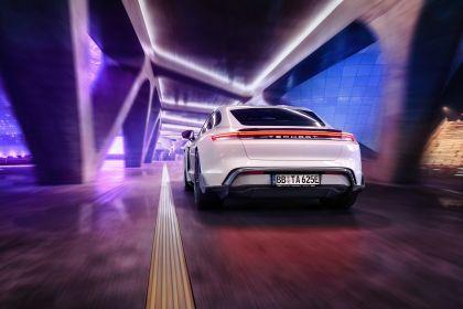 2021 Porsche Taycan with TechArt aerokit 3