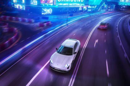 2021 Porsche Taycan with TechArt aerokit 6