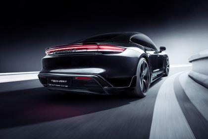 2021 Porsche Taycan with TechArt aerokit 12