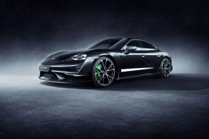 2021 Porsche Taycan with TechArt aerokit 13