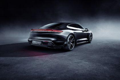 2021 Porsche Taycan with TechArt aerokit 15