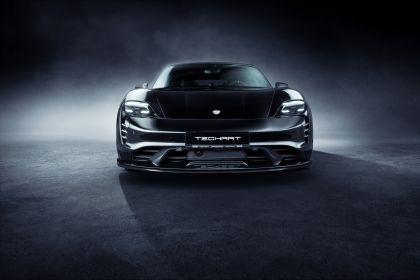 2021 Porsche Taycan with TechArt aerokit 16