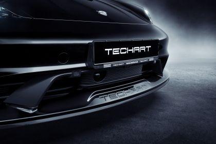 2021 Porsche Taycan with TechArt aerokit 20