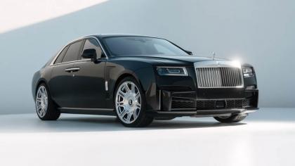 2021 Rolls-Royce Ghost by Spofec 6