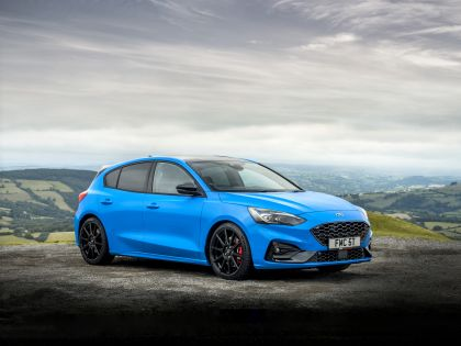 2022 Ford Focus ST Edition - UK version 1