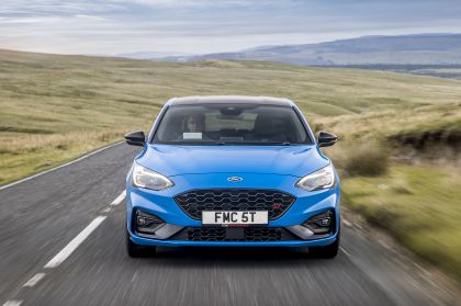 2022 Ford Focus ST Edition - UK version 8