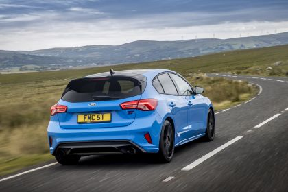 2022 Ford Focus ST Edition - UK version 9
