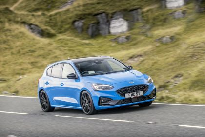2022 Ford Focus ST Edition - UK version 10