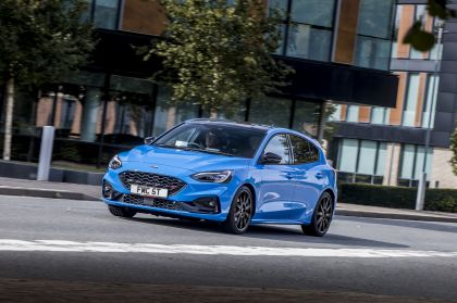 2022 Ford Focus ST Edition - UK version 19