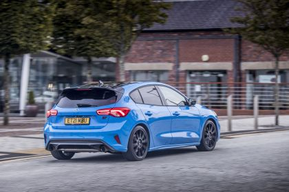 2022 Ford Focus ST Edition - UK version 21