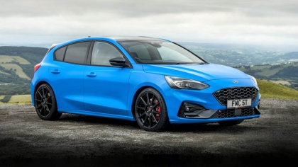 2022 Ford Focus ST Edition - UK version 6