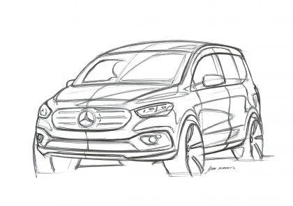 2022 Mercedes-Benz Citan 107