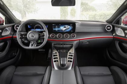 2023 Mercedes-AMG GT 63 S E Performance 4-door 40